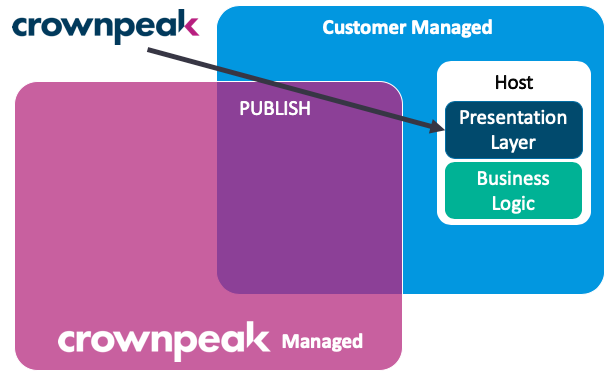 Crownpeak Digital Experience Layer℠ - Inject℠ Pattern