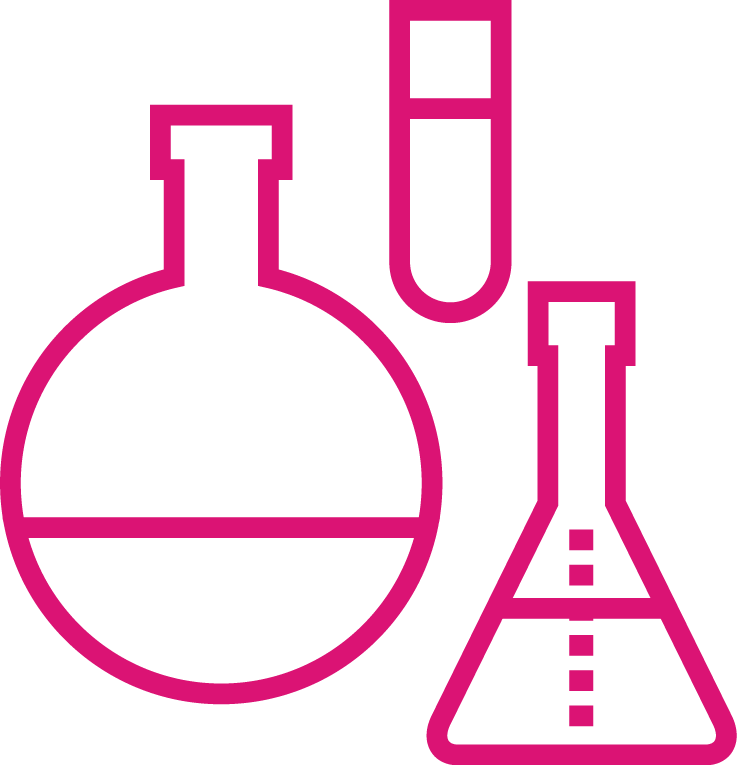 Science lab icon