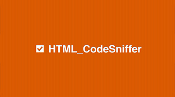 HTML Codesniffer