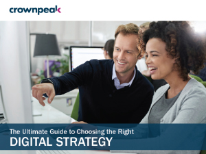 How to Choose the Right Digital Strategy