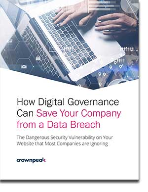 how digital governance can save you from a data breach