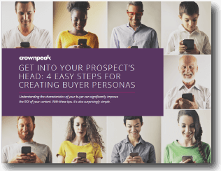 4 Easy Steps for Creating Buyer Personas