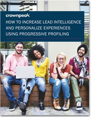 Increase Lead Intelligence and Personalize Experiences