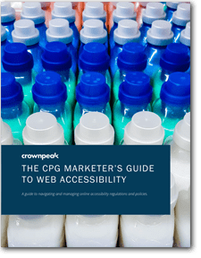Website Accessibility Guidelines For CPG